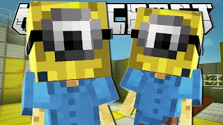 Minecraft | MINIONS IN MINECRAFT!! | One Command Creation