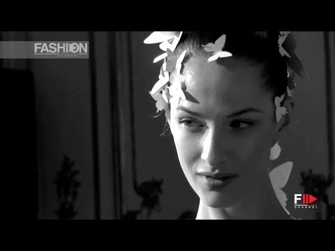 """""""ALEXIS MABILLE"""" Backstage Paris Haute Couture Spring Summer 2014 HD by Fashion Channel"""