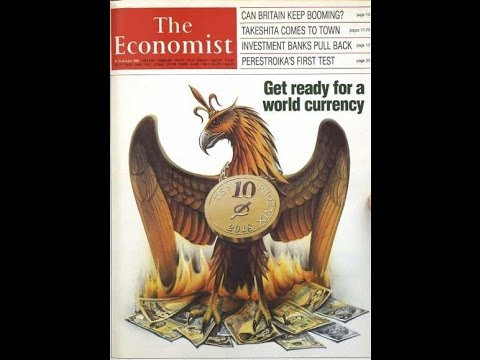 The Economist Foreshadows World Currency & Nine Eleven: 2017 Economic Collapse?