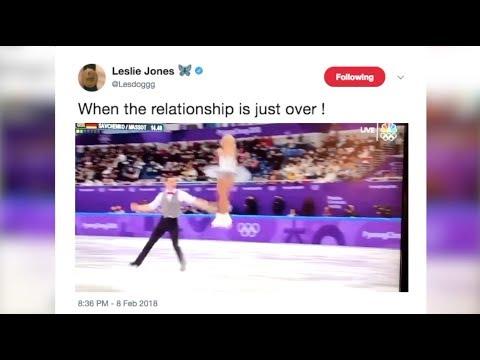 SNL's Leslie Jones's Commentary on the 2018 Winter Olympics