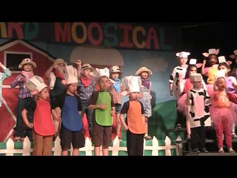 Westfield Friends School K/1st Grade Barnyard Moosical Goats