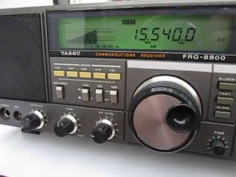 Radio Kuwait, 15540 Khz, in english, signing on