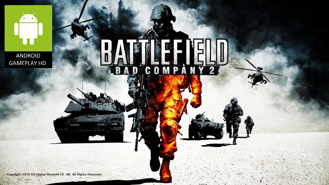 Battlefield Bad Company 2 APK Android All Device Support