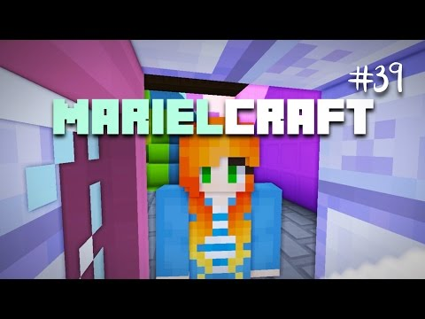 "MarielCraft | Ep.39: ""THE ART AND CRAFTS ROOM"" 