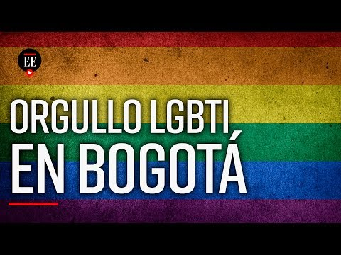 Orgullo LGBT en Bogotá: así se vivió la marcha | El Espectador