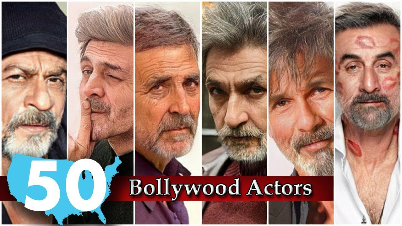 FaceApp: Bollywood Actor Version | How Bollywood Actors Might Look At Their  Old Age