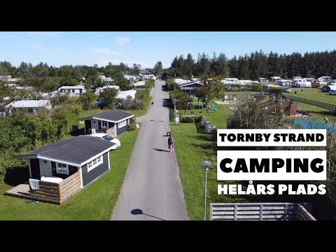 Tornby Strand Camping - Helårs åben Plads