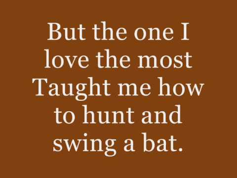 Brothers- Dean Brody lyrics