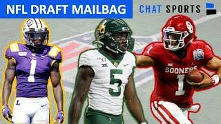 NFL Draft 2020: Jalen Hurts, Denzel Mims & Kristian Fulton, Day 2 NFL Draft Prospects, Rumors & News
