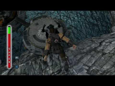 Mortal Kombat Vs DC Universe - Freefall Moves