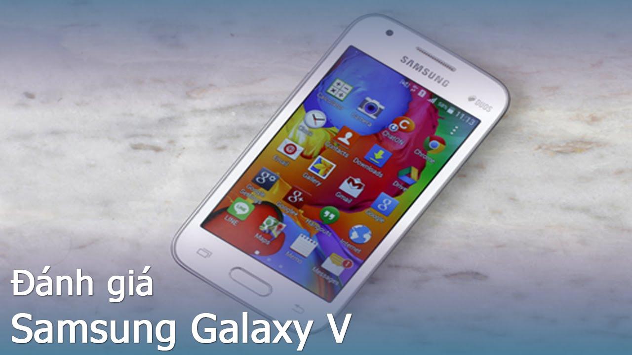 [Review dạo] Đánh giá Samsung Galaxy V