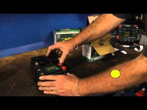 【電池達人】Battery Tender 美國第一 鋰鐵電池 360CW 12V6.1AH BMW 機車 重型機車 電瓶