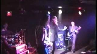 NOSFERATU -Darkness Brings live at Camden Underworld July 2004 with Nutcase drummer J.J.Bones