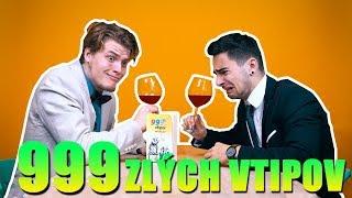 Čítame 999 ZLÝCH VTIPOV w/ PPPíter