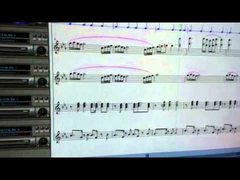 Spain trumpet fanfare