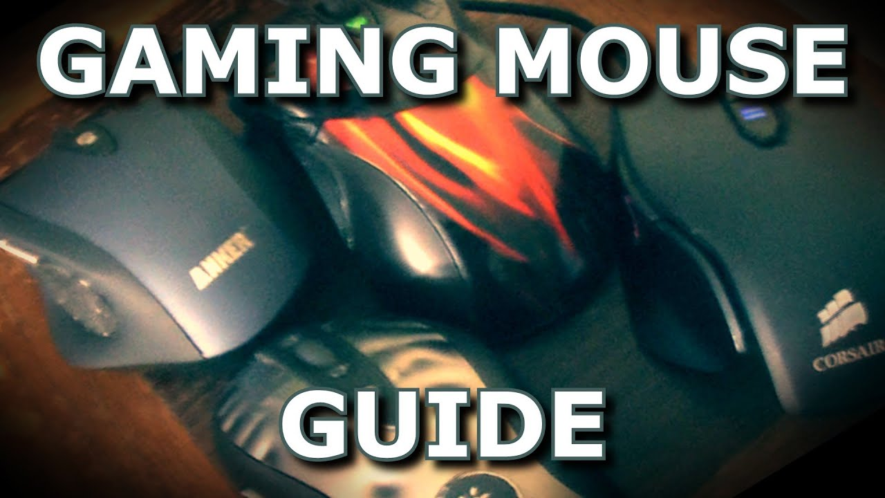 V Mouse Guide Gaming Mouse Guide 201...