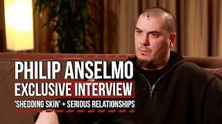 Pantera's Philip Anselmo on 'Shedding Skin' + Serious Relationships