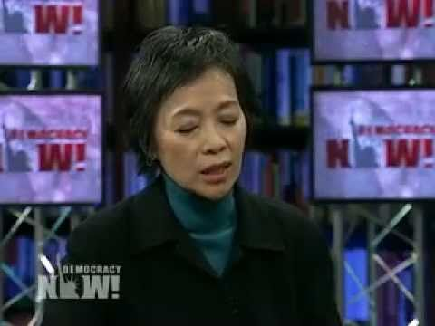 HRIC's Sharon Hom debates Sino-American relations and human rights on Democracy Now!
