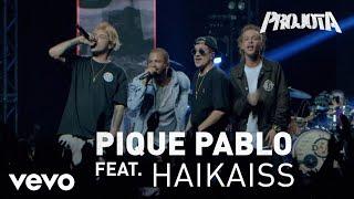 Смотреть клип Projota Ft. Haikaiss - Pique Pablo