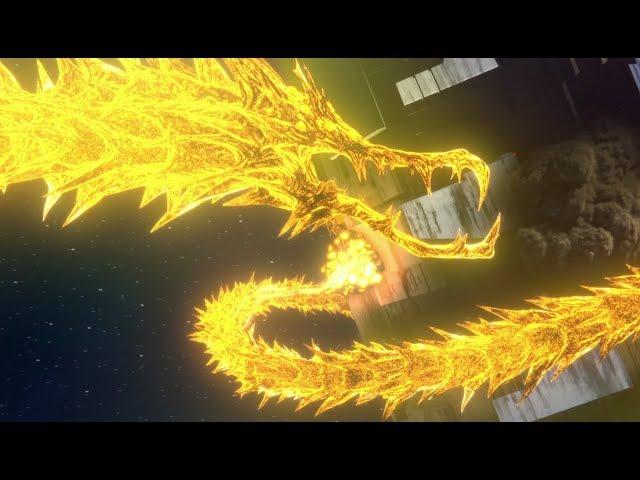 【絶賛上映中】『GODZILLA 星を喰う者』 公開後スペシャルPV (『GODZILLA:The Planet Eater』 Official trailer 2 )