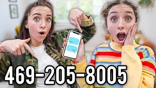 Text Us! 469-205-8005 (yes this is real lol)