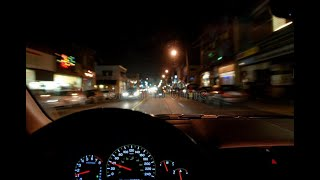 CAR NIGHT DRIVING-BEGINNERS MUST WATCH (DRIVING SCHOOL IMPORTANT TIPS ) City Car Trainers 8056256498
