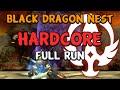 (Hardcore) Black Dragon Nest - Moonlord POV Full Run ~ ! - Dragon Nest
