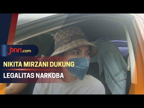 Alasan Nikita Mirzani Minta Narkoba Dilegalkan