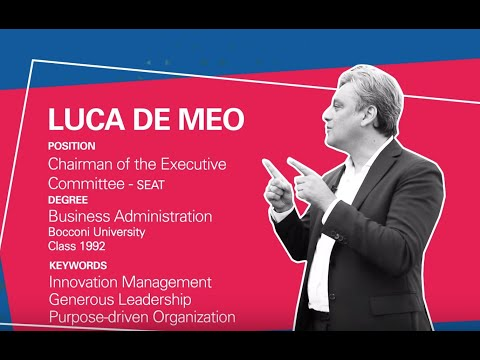 Executive Chat with Luca De Meo