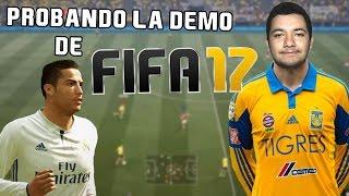 PROBANDO LA DEMO DE FIFA 17