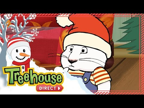 Max And Ruby ❄️Holiday Special: Max's Christmas Present!
