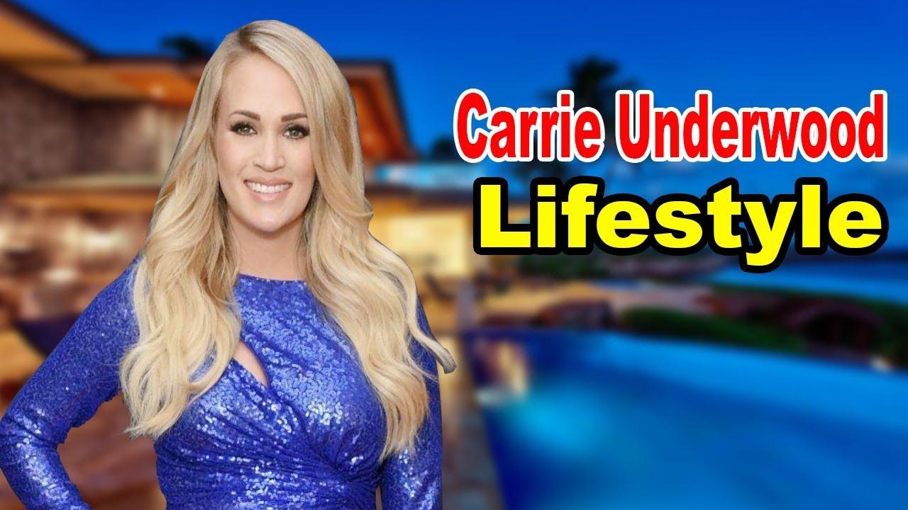Carrie Underwood Lifestyle Boyfriend Family Net Worth