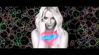 Britney Spears - Work B**ch (7th Heaven Remix) [Audio]