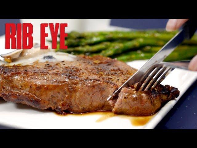 Como Se Cocina El Rib Eye