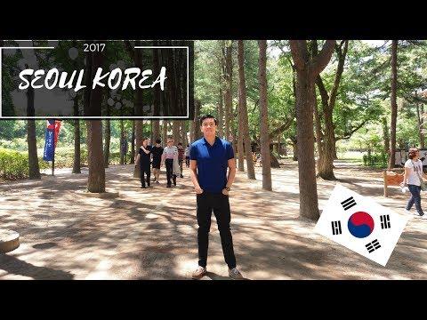Travel Vlog: Seoul, South Korea 2017 part 1 | POPPINPAO