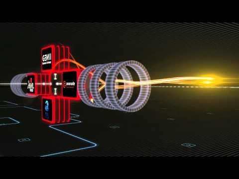F1 2013 - Lotus E21 launch - Laser light show