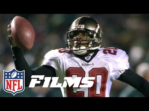 #6 Ronde Barber Shuts Down Veterans Stadium | NFL Films | Top Interceptions