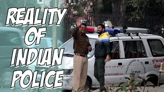 SOCIAL EXPERIMENT ON INDIAN POLICE - Incredible Response - BLOWJOKERS