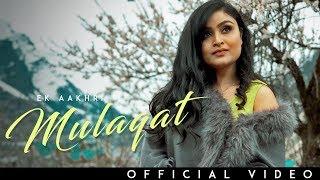 Ek Aakhri Mulaqat - Full Video Jharna (Official Video) New Song 2019