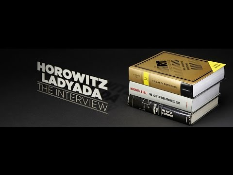 Ladyada interview with Paul Horowitz - The Art of Electronics @adafruit @electronicsbook