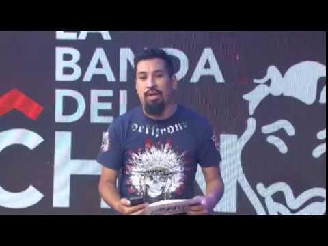 """Increíble discusión entre Aldo Miyashiro y Lucho Cáceres en """"La Banda del Chino"""""""""""