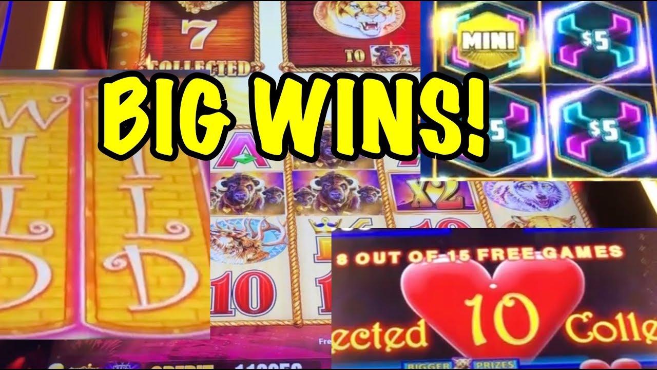 Video Slots Big Wins