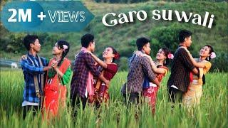 Garo Suwali | Assamese - Garo Attire | Dance cover