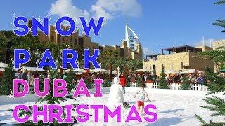 Dubai Christmas & New Year 2019 Celebration