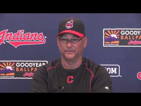 Terry Francona on scooter crash