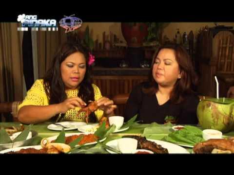 The top ten must-try home-grown restaurants in Pampanga | Ang Pinaka