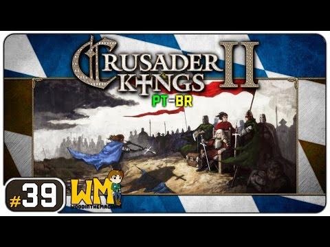 Crusaders Kings II Bavaria Coop #39 - Gameplay [PT-BR] - Vamos Jogar CK2