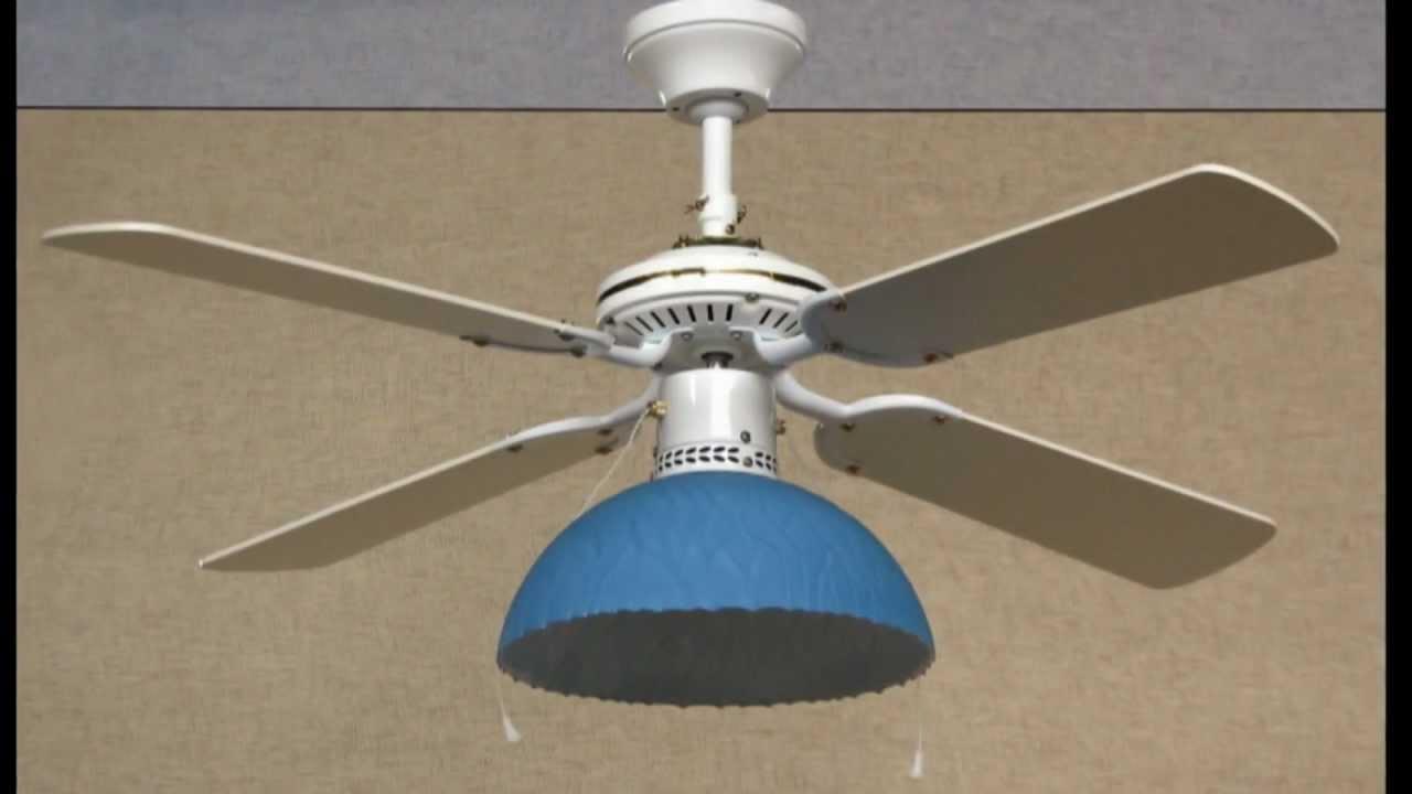 lampadari ventilatori : Ventilatori By Flamma: vendita lampadari online Piemonte - YouTube