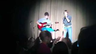 Devin Milton sings Here Without You by 3 Doors Down