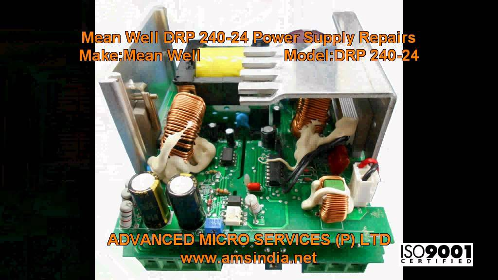 4.3 Mean Well Bleiakku-Ladegerät PB-Akkulader 27,6V 4,3A 24 V Ladestrom max.